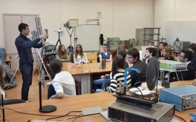 В СПбГЭТУ «ЛЭТИ» готовят востребованных специалистов будущего