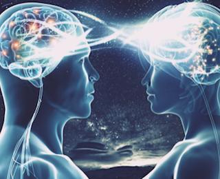 Как работает любовь? Квантовая связь нейронной активности людей