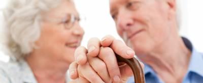 С возрастом люди, живущие в браке, перестают спорить