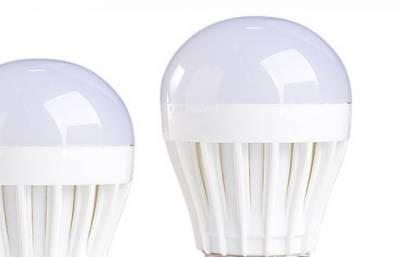 Светодиодные лампы будут излучать оптимальный белый цвет